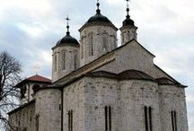 MONASTERIES IN SERBIA / by gaga