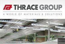 Thrace Group / The #Thrace Group #corporate #website integrates all business aspects of the group, a detailed product breakdown with dynamic media-rich content based on sales region, presents the group's live financial data and global network