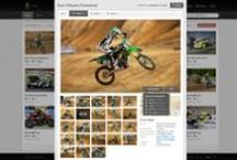 Monster Energy Media CMS / The #Monster Energy #Media #web platform was built as a library of all #press material with multi-country and multi-level access depending on account types - from contributing #photographers to #marketing managers, as well as making it all web-ready on the fly