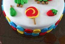 Taart! / Zelf gemaakte taarten