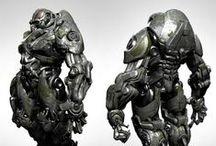 Bots & Mechs