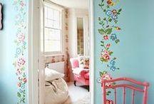 Ιδέες για το σπίτι / Girly french country decor