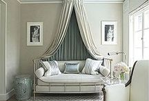 Bed Crowns and Canopies