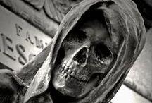Gargoyles & Tombstones