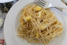 Pasta and Noodles