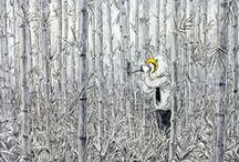 Sunwoo Kim's Artworks! / Sunwoo Kim South Korea, Painter wind_island@naver.com www.birdcage.me  #art #popart #pop #birdkim #painting #artist
