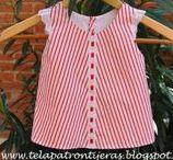 Sewing for Children/Coser para Niños / Girls clothes to sew with free downloadable patterns. Cose ropa parara niños DIY con tutorial y patrones gratis