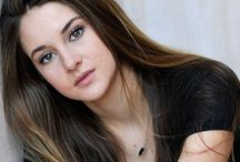 SHAILENE WOODLEY / From the Divergent movie series!