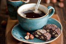 Caffeine Required. / Coffee & Chocolate. Need I say more...