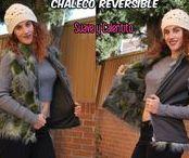 Chaquetas, Chalecos, Abrigos..... / Moda DIY en prendas de abrigo