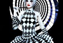 Circus Fantasy / Fanciful Masquerade... Running away to join the  Circus.