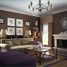 238m² family house / 1st floor / Traditional style / AutoCAD / 3ds MAX