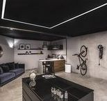 The completed project of 39m² storage room / Contemporary style, Low cost, Low budget: IKEA, Porcelanosa, Beckers, Donolux