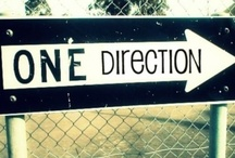 One directionnnn ♥ ♥ ♥ / by Laura Siguenza