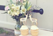 Wedding Inspiration / Wedding ideas that I am culminating after recently getting engaged to my gorgeous fiance, James. / by Rebecca