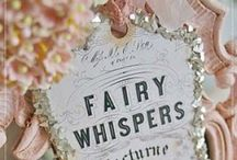 """a """"Fairy Good Idea!"""" / It's a small world after all ! / by debra gentosi-roberts"""