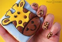 Polish & Cookies / My Nail Polish art & Cookies from www.polishcookies.pl
