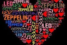 Led Zeppelin / by Honor Monkey