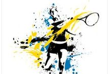 Tennis / by Miranda Cok