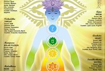 chakras -aura's-rainbows & color therapy oh my!