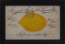 """LeMoNs & LeMoNaDeS"" when life gives you lemons ! / ""Everything lemony"" mmmmm"