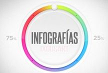 INFOGRAFÍAS / Infografías de Marketing Digital, Social Media, Tecnología y mucho más / by IXOUSART