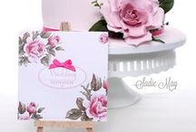 Wedding Invitations / Examples of our wedding invitation designs either available on our website or through our bespoke service