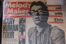 Melody Maker covers / Melody Maker Covers