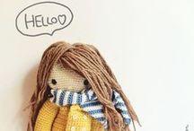 CROCHET, KNITTING and yarn things...
