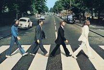 "Abbey Road / Around The Beatles' ""Abbey Road"" Album Cover http://oigofotos.wordpress.com/2013/11/07/the-beatles-cruzando-abbey-road-portadas-mas-famosas-y-analizadas-musica/"