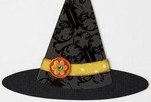 punch art halloween