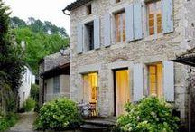 Häuser mit Charme / Alte Häuser, Old Houses, Case antiche, Casa antiguas