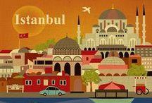 Vintage Reisen Orient