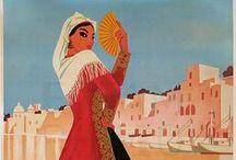 Vintage Reisen Italien