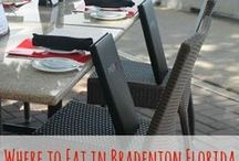 Manatee County Eats / All of the best places to eat in Manatee County, Florida!