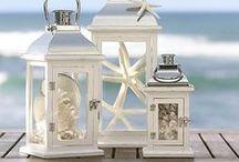 Coastal Decorating / Inspiration for decorating a beach house