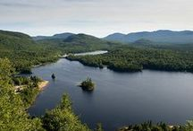 The Laurentians / Situated in Sainte-Adele, our auberge and spa is in the heart of The Laurentians.