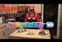 Cosplay Gourmet! (Cosplay Cooking Show) / A cooking show with a cosplay twist!