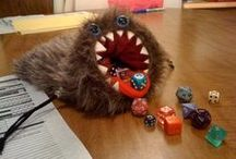 Dungeons and Dragons / Random D&D related things. Also potential story ideas and DMing tips