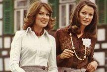 70er Jahre in Farbe / Buntbilder der 70er / Vintage Colour Photos of the 70's