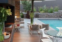Modern holiday home inspiration / Outdoor furniture, garden and more