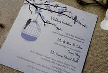 Birdcage Collection by Sarah Alexis Stationery / Wedding Stationery Birdcage Collection available on our website www,sarahalexisstationery.co.uk