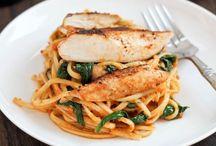 ♡ Eten- Italiaans en pasta's