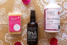 Niche natural beauty faves