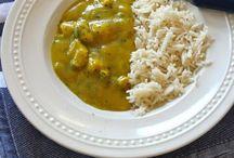 ♡ Eten- Rijst gerechten