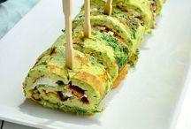♡ Eten- Eiergerechten en omelet