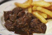♡ Eten- Vleesgerechten