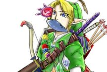 Legend of Zelda / I have so many Zelda things pinned, I might as well name a separate board for it #zelda