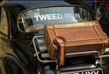 The Tweed Run 2015 / A look at the 2015 Tweed Run, get inspired by the outfits, the bicycles and London.
