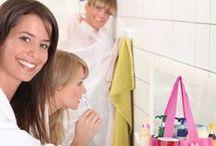 Shower Ideas / Great home shower ideas http://tinyurl.com/zesps5d